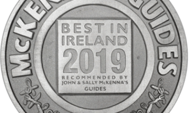 Three Leitrim-based restaurants included in the McKenna Guide 2019