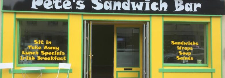 Pete's Sandwich Bar