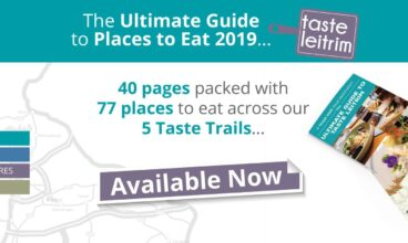 Introducing the brand new Taste Leitrim Ultimate Guide to Places to Eat